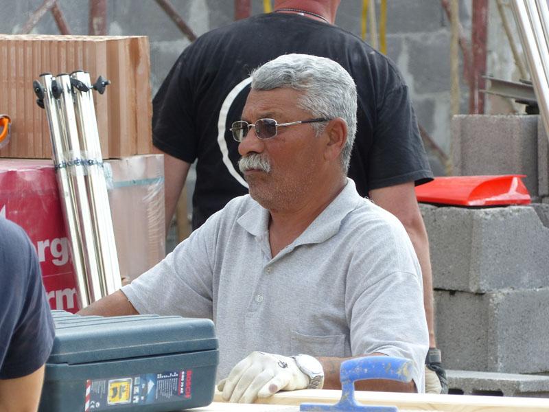 Raman, der Gemeindepastor