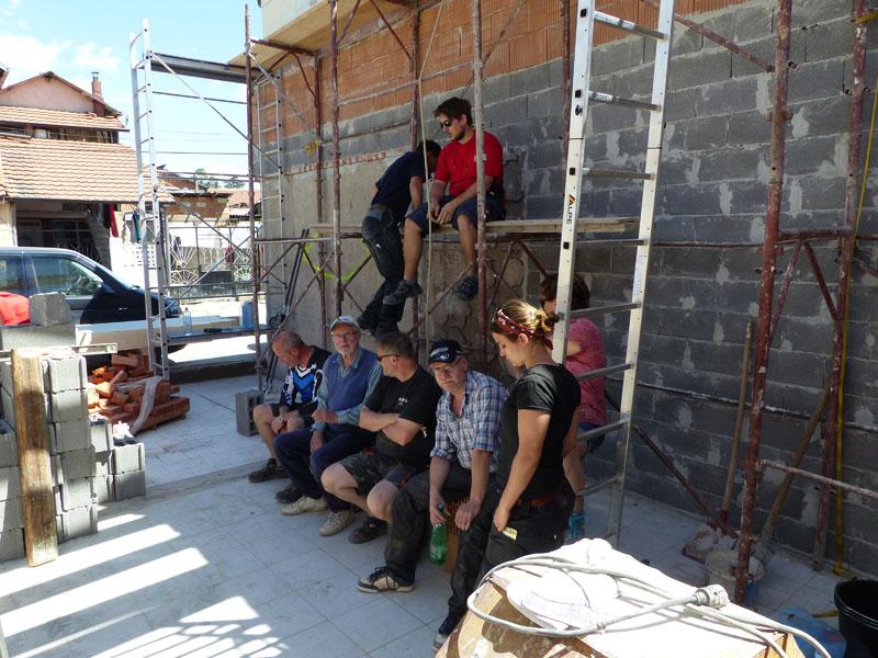 Das Bauteam