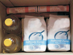 Zucker, Multivitamintabletten
